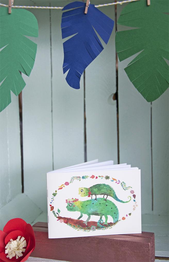 Abi & Rob Little Bespoke Book Wedding Invitation
